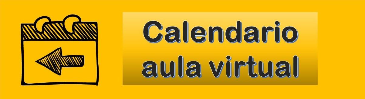 CALENDARIO AULA VIRTUAL